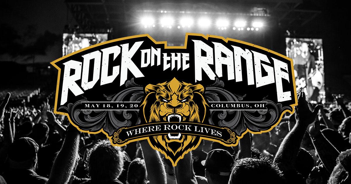 Rock On The Range 2020 Schedule ROCK ON THE RANGE