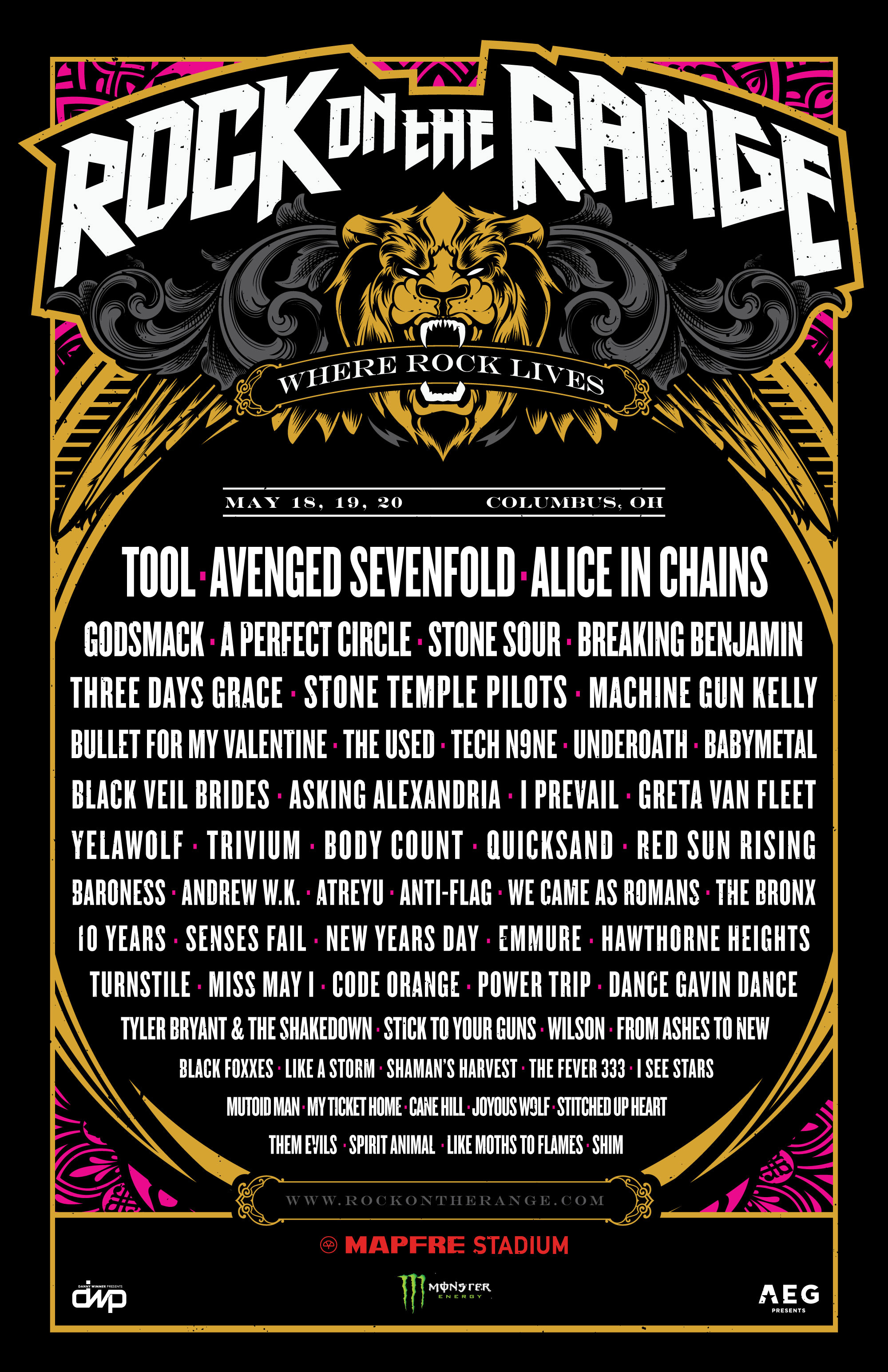 Rock On The Range : rock on the range ~ Vivirlamusica.com Haus und Dekorationen
